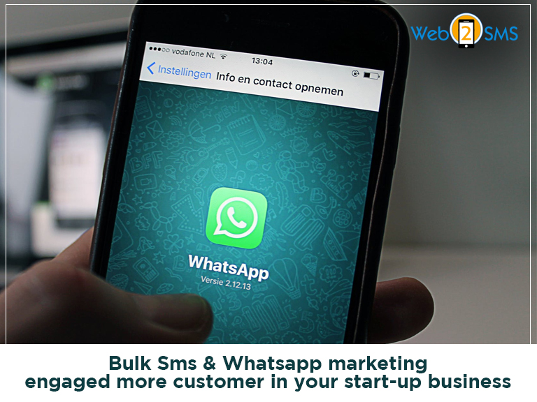 Bulk Sms & Whatsapp marketing