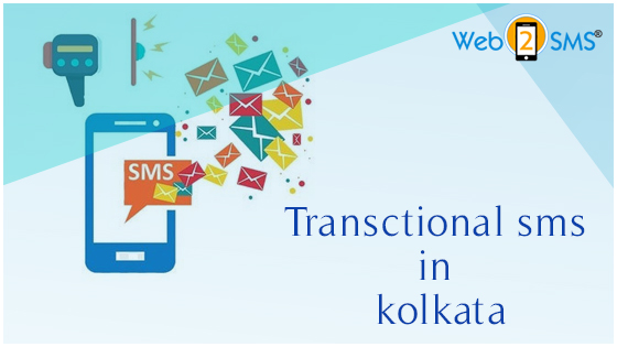 transactional sms in Kolkata