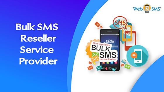 bulk sms reseller service provider