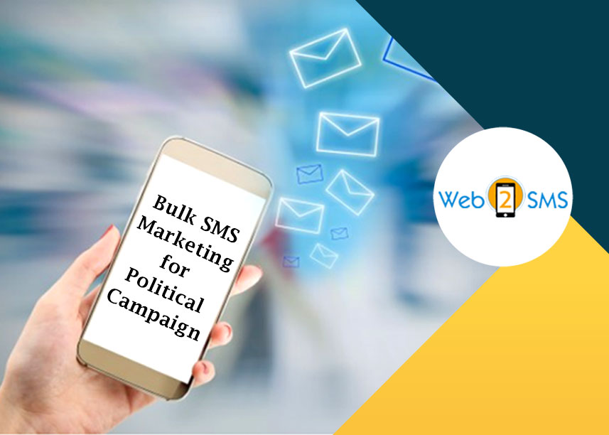 Bulk SMS for Political Campaign