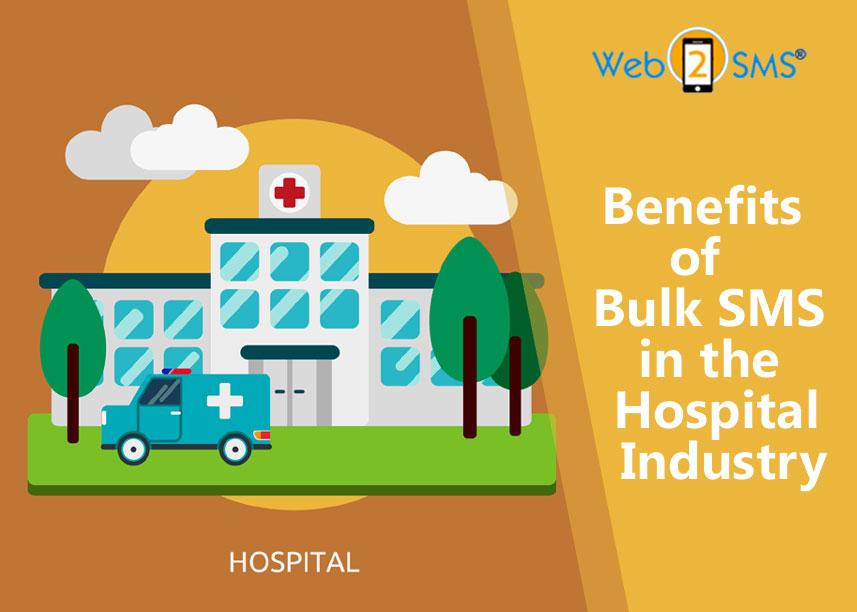 Bulk SMS For Hospital Industry