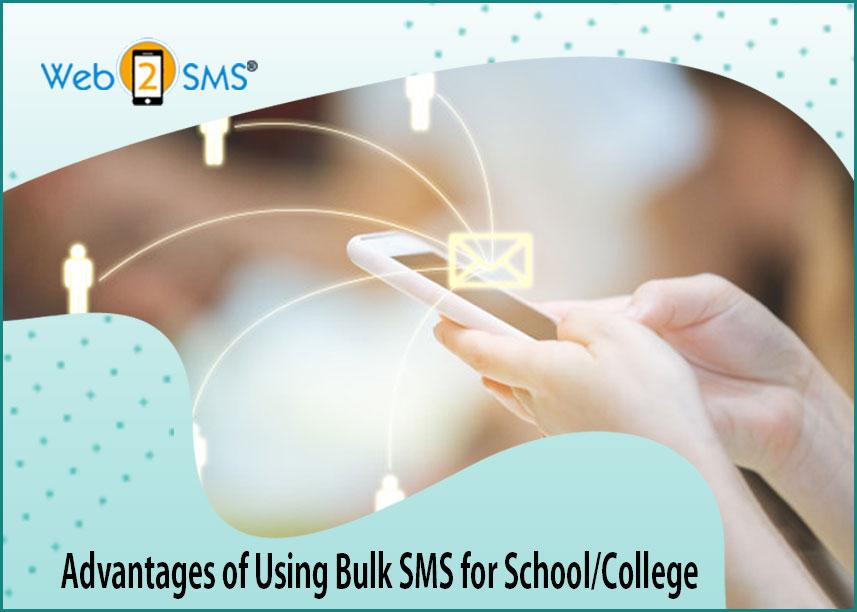 Benifits of bulk Sms