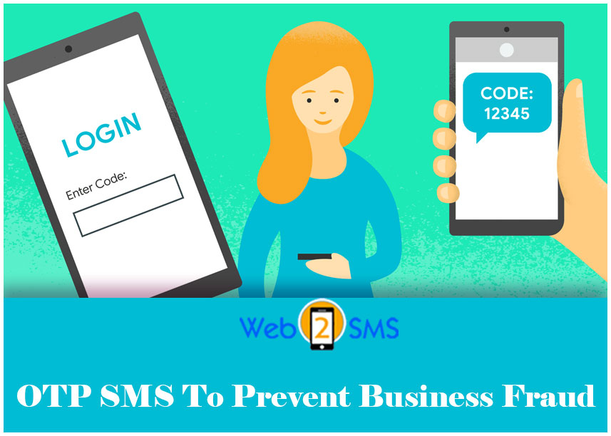OTP SMS services-web2sms