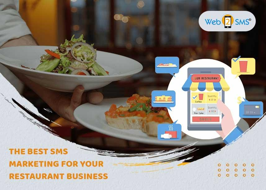 The Best SMS Marketing For Your Restaurant Business